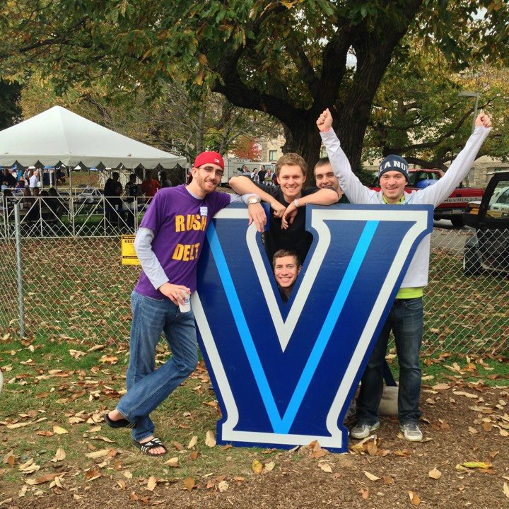 Villanova Fight Song: V for Villanova, V for Victory!